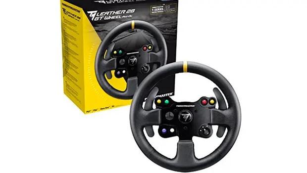 SomosXbox VG TM Leather 28 GT Wheel Add-On