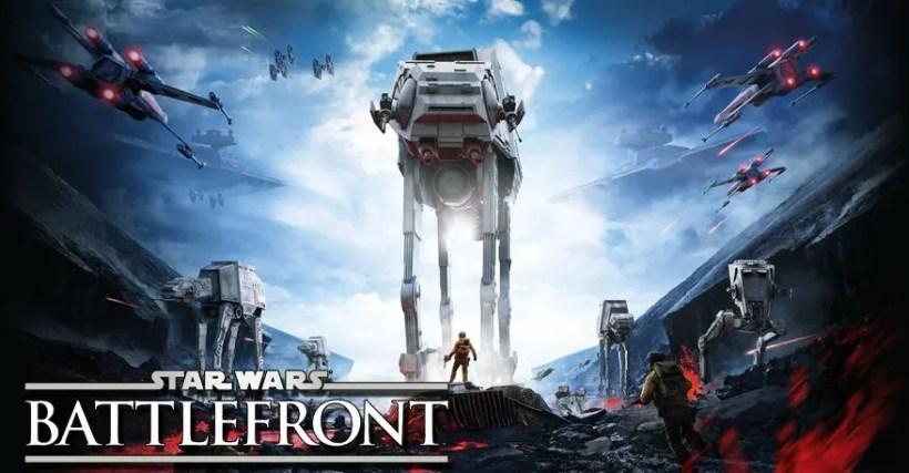 Star Wars Battlefront 2015 SomosXbox