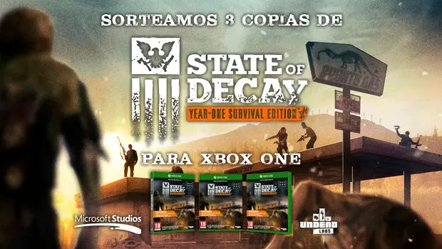 sorteo state of decay