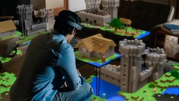 Hololens Xbox One