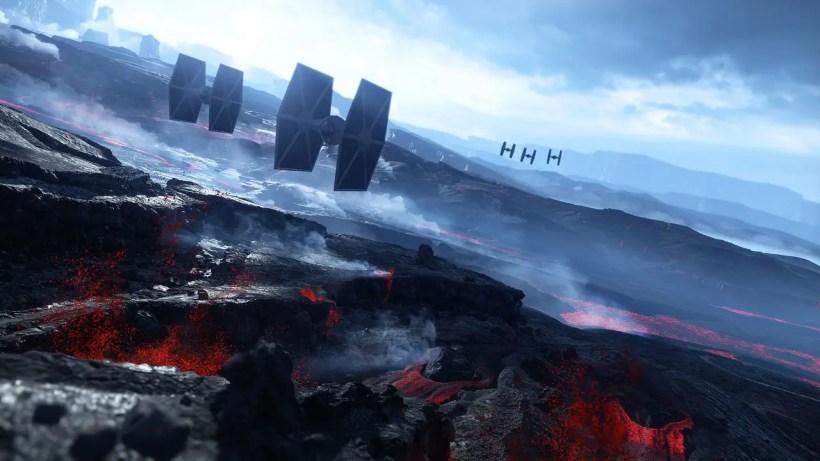 Dos nuevas imágenes de Star Wars Battlefront