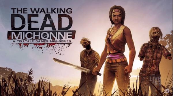 The Walkind Dead: Michonne.