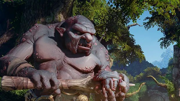 Fable Legends Ogros