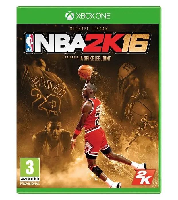 NBA2K16 jordan