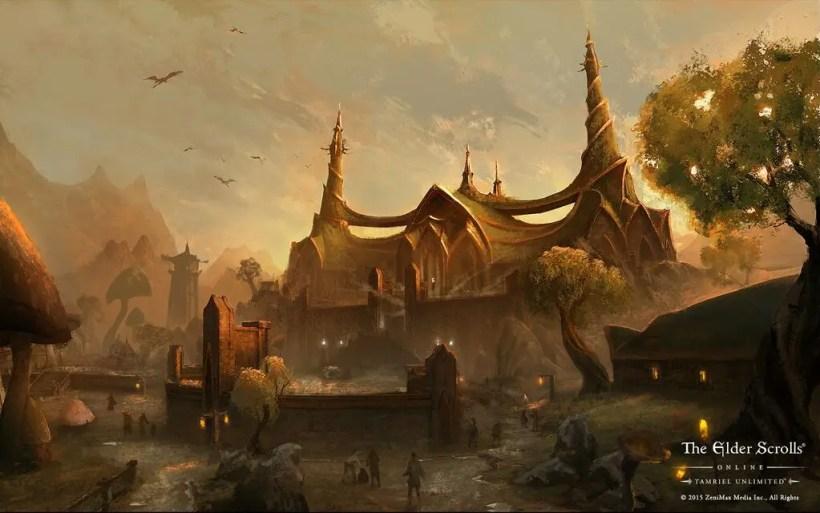 Tribunal Temple TESO