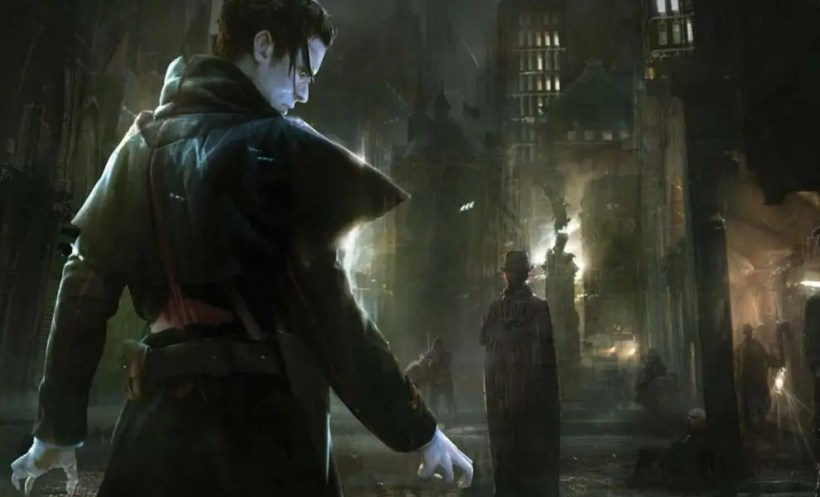 Teaser trailer de Vampyr