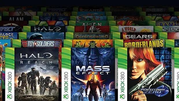 retrocompatibilidad Xbox 360