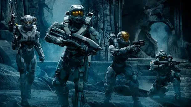 blue team halo