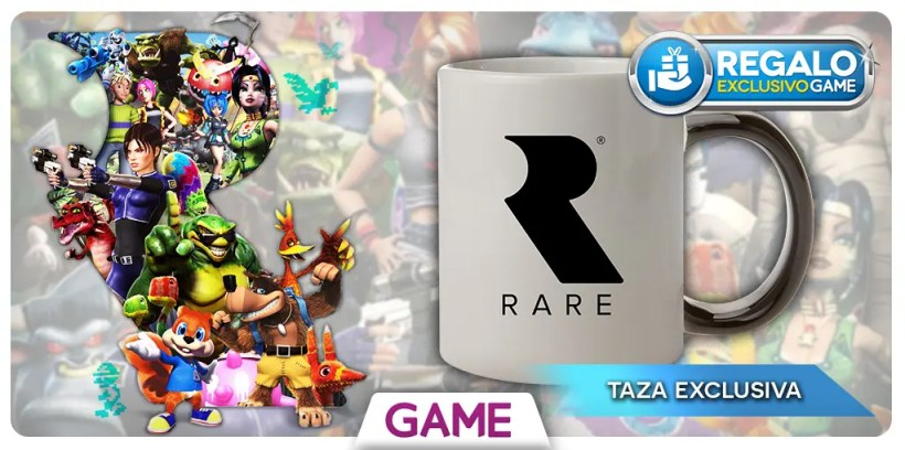 Rare Replay GAME
