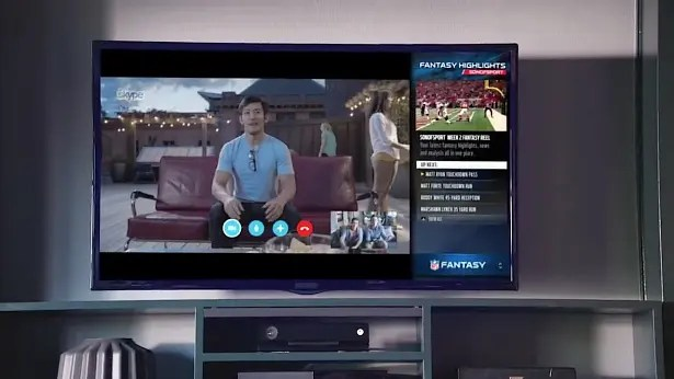 Xbox-One-TV-Advert-Skype-NFL
