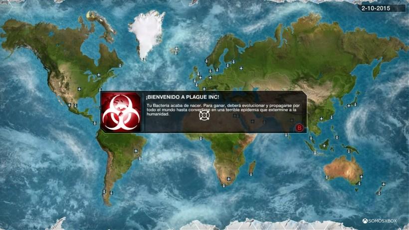 Análisis de Plague Inc: Evolved