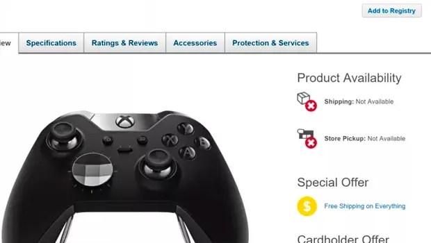 XboxEliteController