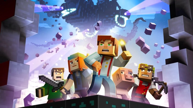 minecraft story mode analisis