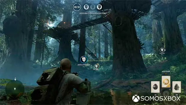 Análisis-de-Star-Wars-Battlefront-Endor