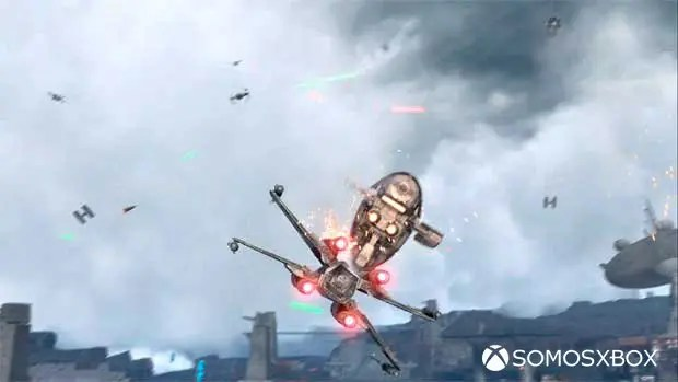 Análisis-de-Star-Wars-Battlefront-XWing