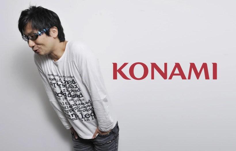 Kojima ha abandonado de manera oficial Konami
