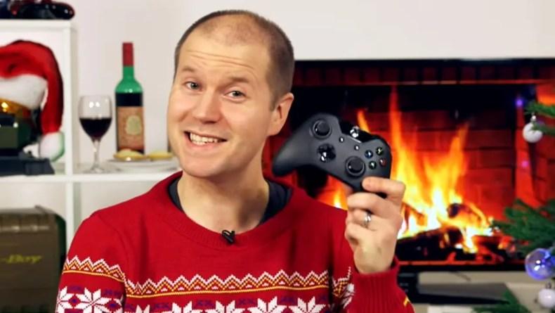 acey bongos Xbox One preparada para navidades