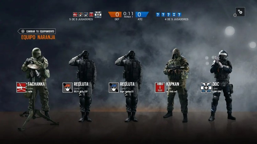 rainbow six siege 5
