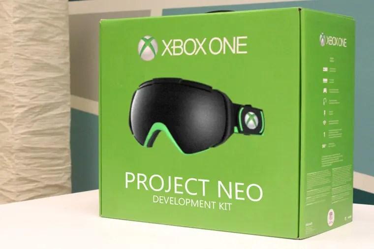 microsoft realidad virtual