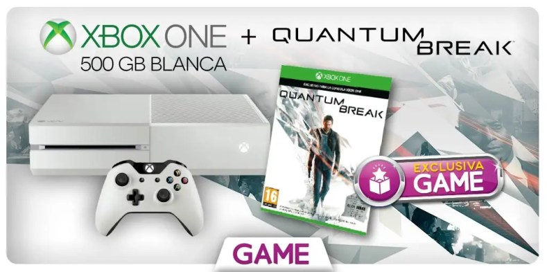 Xbox One edición limitada de Quantum Break