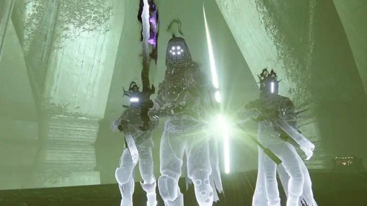 Destiny El Rey de los Poseídos incursiones