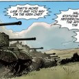 comic World of Tanks: Roll Out!