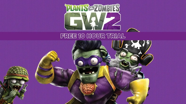 Plants vs Zombies: Garden Warfare 2 gratis