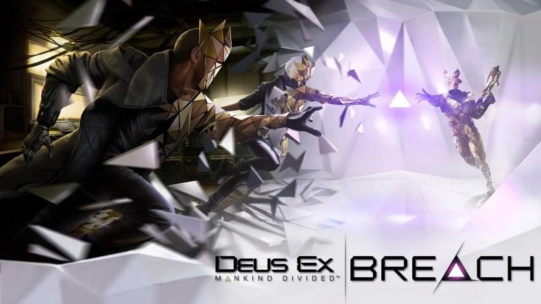 Deus Ex Mankind Divided Breach