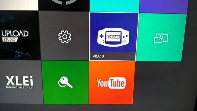 Emulador Game Boy Xbox One