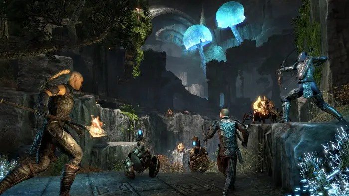 The Elder Scrolls Online Ruins of Mazzatun