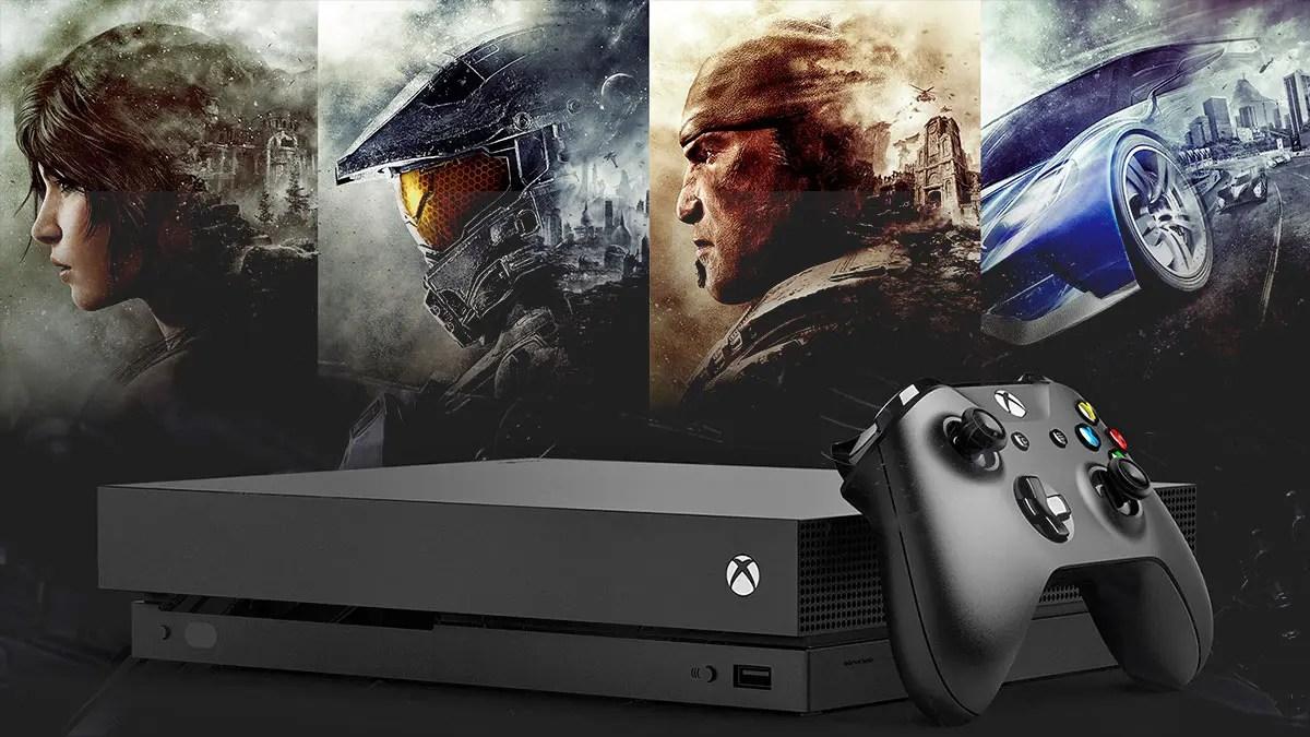 Stos Son Los 10 Juegos Que Mejor Optimiza Xbox One X