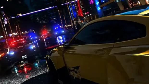 Need for Speed Heat é apresentado com seu primeiro trailer e confirma o lançamento