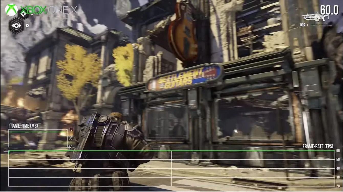O Gears 5 é um novo padrão para o Xbox One?  A Digital Foundry confirma