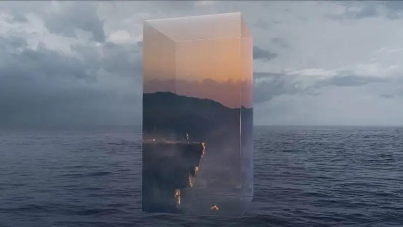 Captura do trailer de apresentação do Xbox Series X no The Game Awards 2019