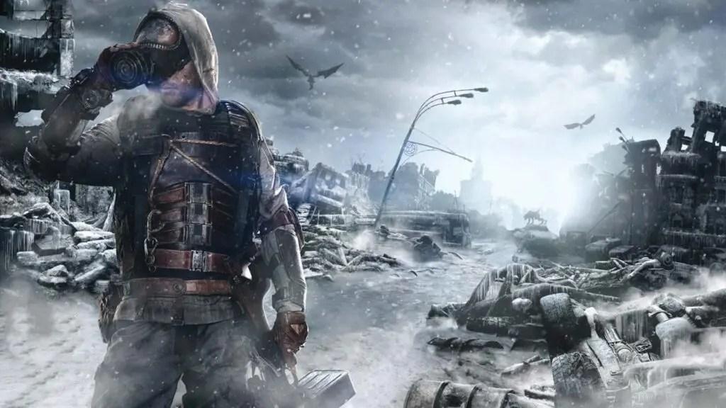 Metro Exodus Enhanced Edition on Xbox Series X and PS5