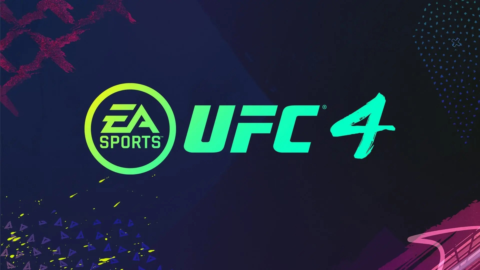 EA Sports removes advertising in UFC 4
