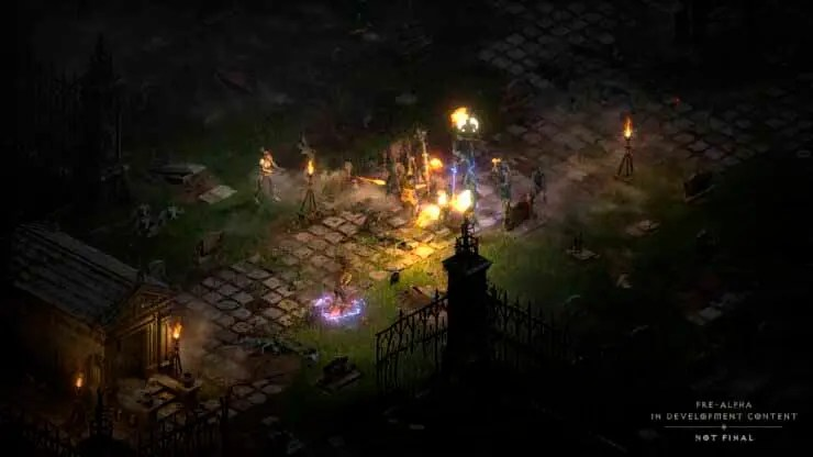 Diablo II: Resurrected Producer Discusses Console Version 1
