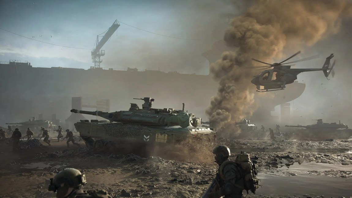Battlefield 2042 is leaked in full, with release date, images and many details 3