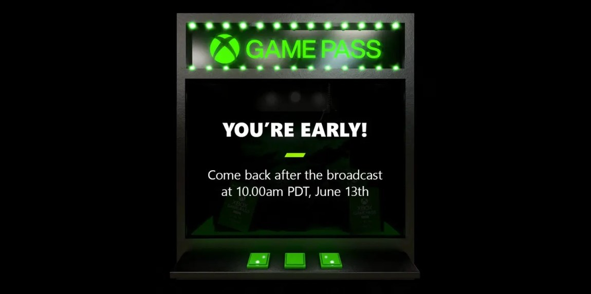 new games for Game Pass at E3 2021