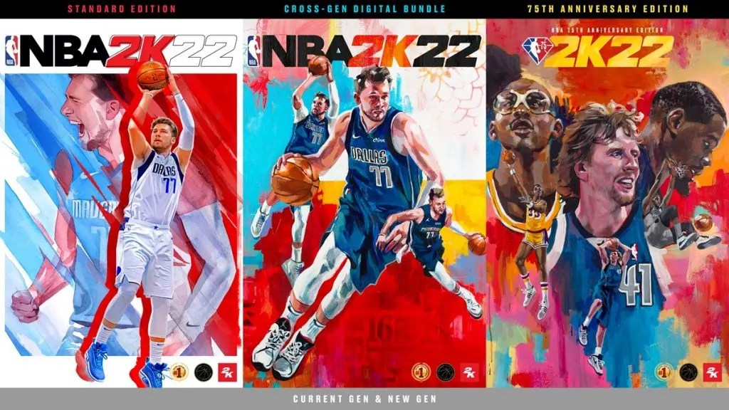 NBA 2K22 revealed the first details and changes in its gameplay