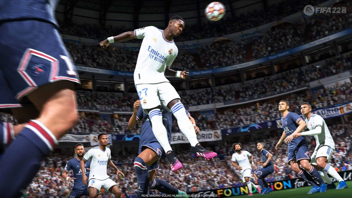 FIFA 22 can only be upgraded for free from Xbox One to Xbox Series X   S with the Ultimate Edition