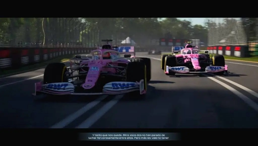 F1 2021 on Xbox Series X and PS5