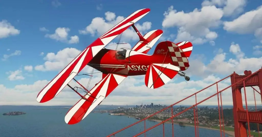 Microsoft Flight Simulator pre-download