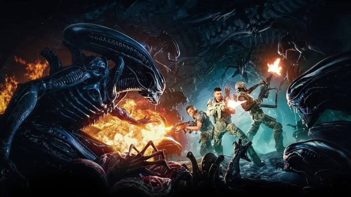Aliens Fireteam Elite minimum and recommended requirements