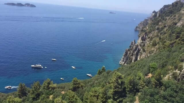 Solo Female Travel Tips: Positano, Italy