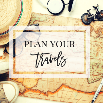Plan your travels