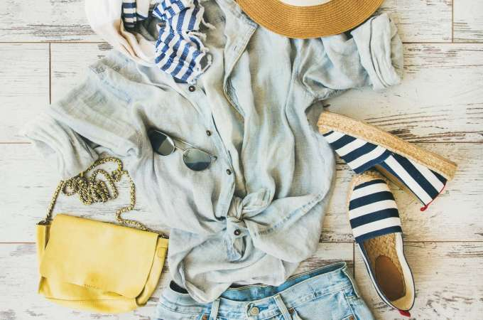 Ultimate packing list for your summer vacation in Spain Clothes