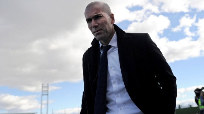Zidane issues blacklist Courtois and others set to leave the squad somtosports 1