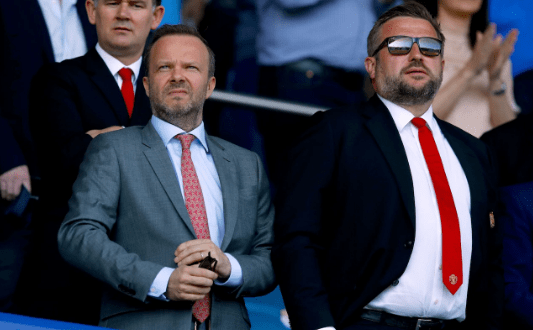 Man United transfer plans revealed as Ed Woodward's email leaks