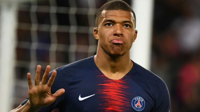 No rush on Kylian Mbappe as Real Madrid postpones pursuit to 2020_somtosports